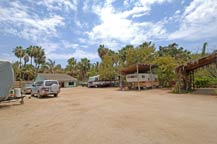 el litro rv and trailer park - todos santos, bcs, mexico