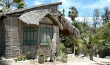 las casitas bed and breakfast - todos santos, baja, mexico