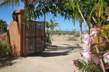 flora del mar bed and breakfast - todos santos, baja, mexico
