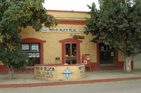 Maya Roca Real Estate office in Todos Santos, Baja California Sur Mexico